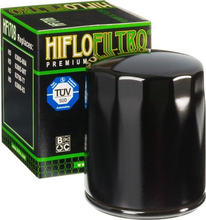 Фильтр масляный HifloFiltro. HF170BHF170B