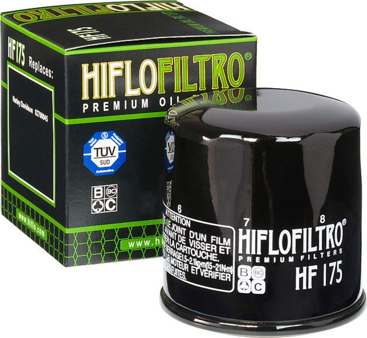 Фильтр масляный HifloFiltro. HF175HF175