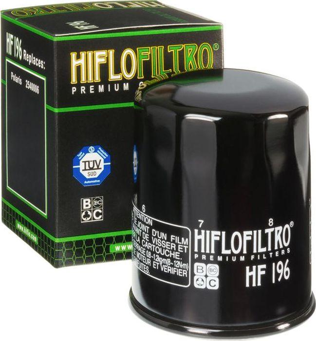 Фильтр масляный HifloFiltro. HF196HF196