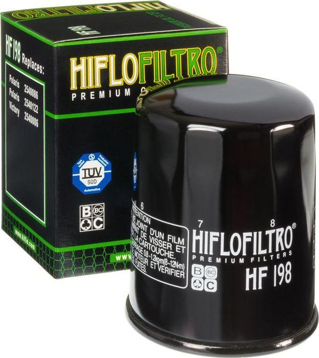 Фильтр масляный HifloFiltro. HF198HF198