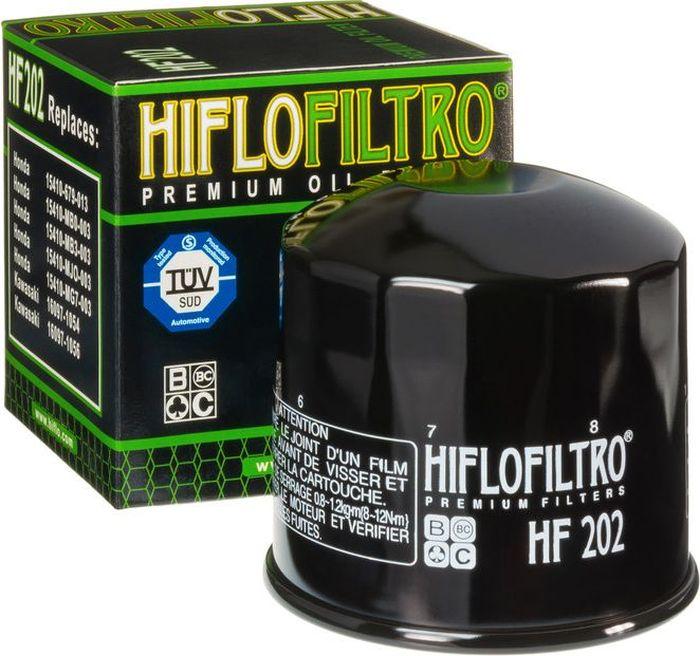 Фильтр масляный HifloFiltro. HF202HF202