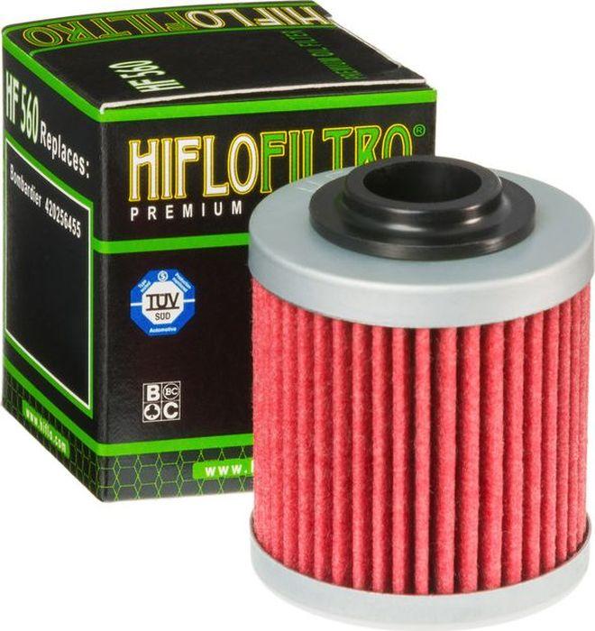 Фильтр масляный HifloFiltro. HF560HF560