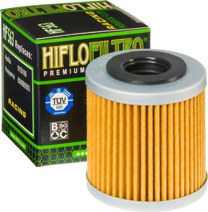 Фильтр масляный HifloFiltro. HF563HF563