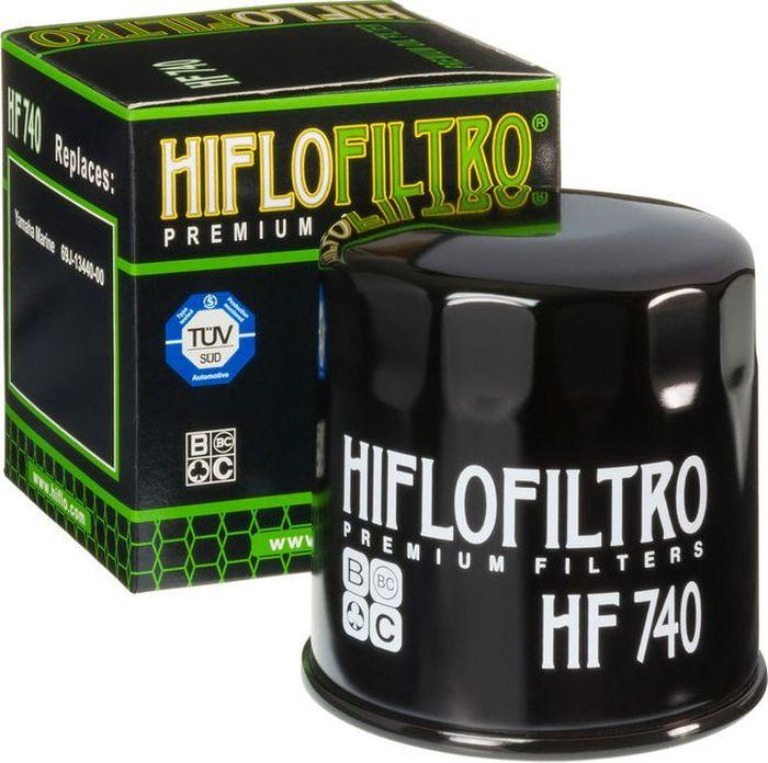 Фильтр масляный HifloFiltro. HF740HF740