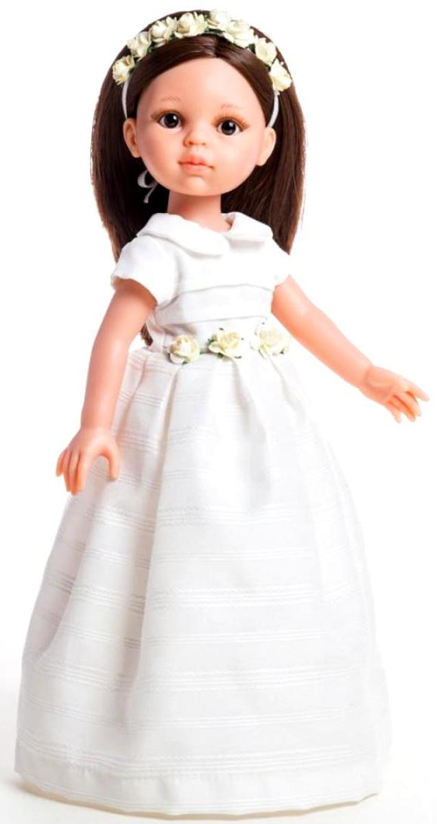 Paola Reina Кукла Кэрол 32 см paola reina кукла вики 47 см paola reina