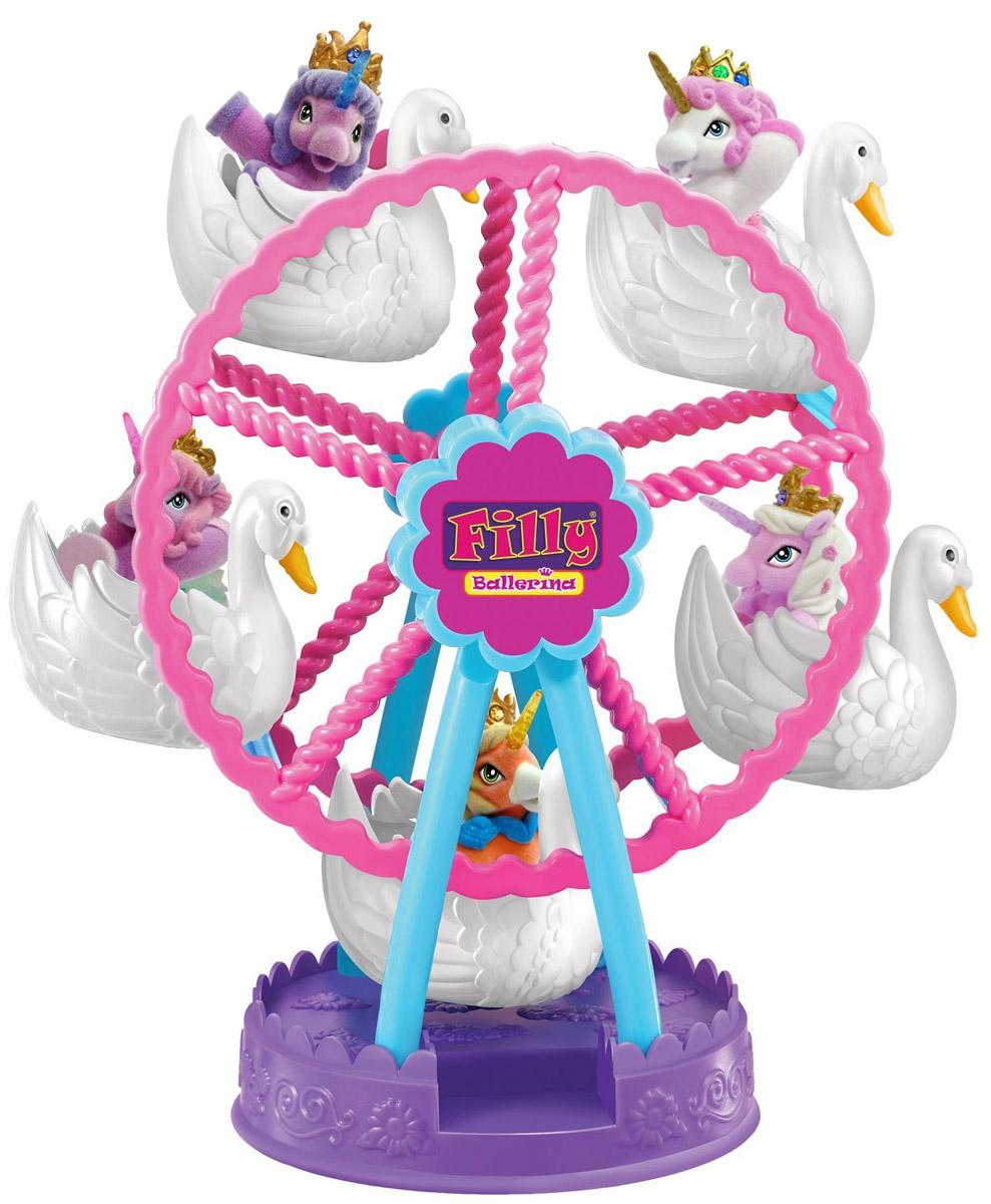 Dracco Игровой набор Filly Ballerina Лебединое колесо обозрения - Игровые наборы