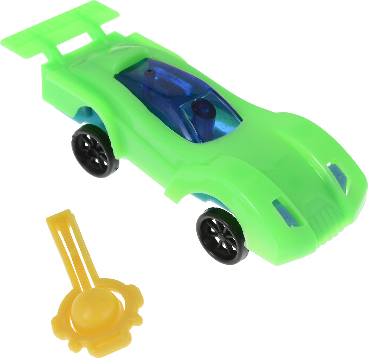 Sima-land Стрелялка Спортивный автомобиль цвет зеленый чайник заварочный sima land риштан цвет синий белый зеленый 400 мл
