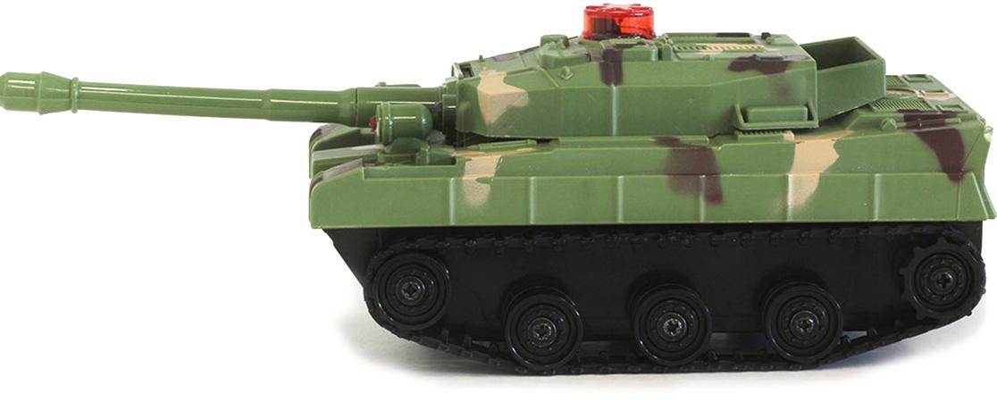 Taiko Набор Танковый бой 2 танка на радиоуправлении цвет зеленый бежевый 0430 - Радиоуправляемые игрушки