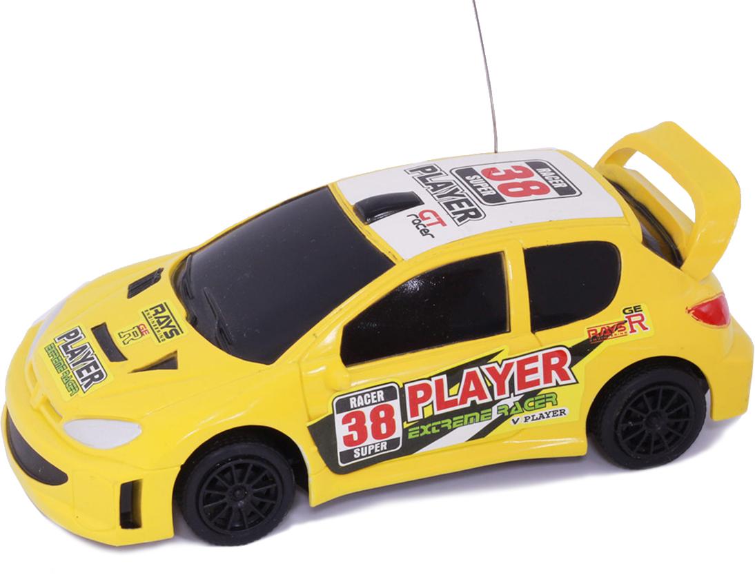 Taiko Машина легковая на радиоуправлении цвет желтый 0441