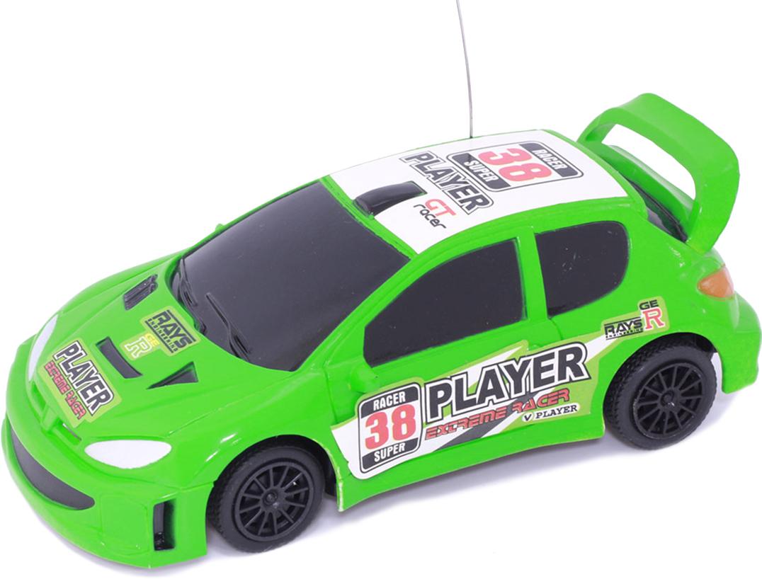 Taiko Машина легковая на радиоуправлении цвет зеленый 0441