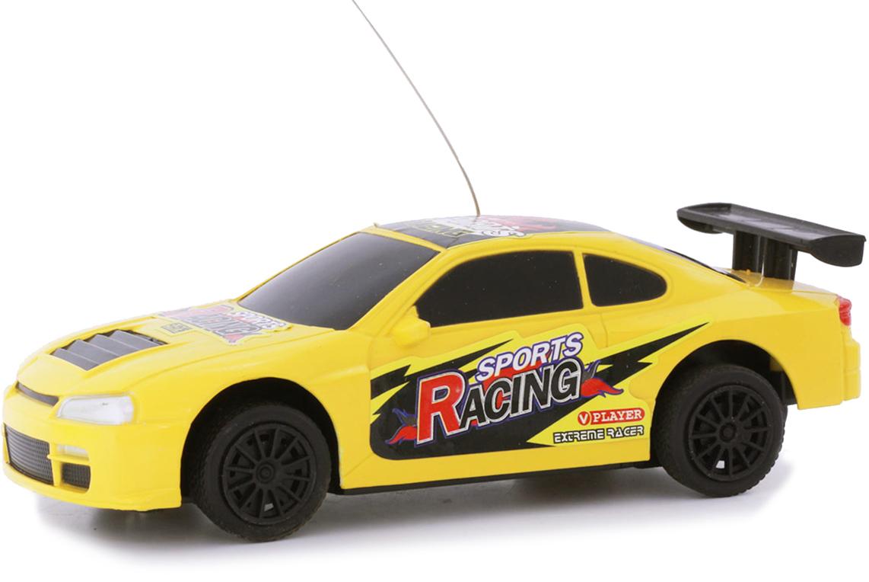 Taiko Машина легковая на радиоуправлении цвет желтый 0442