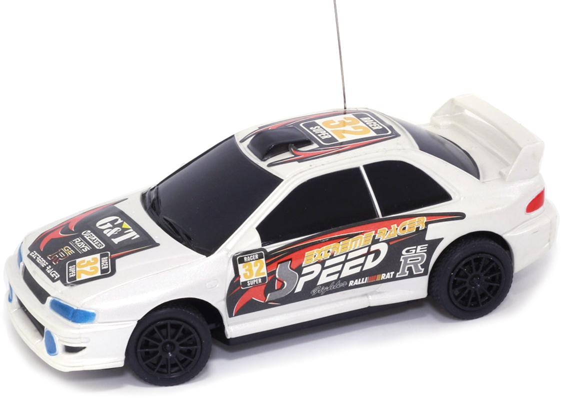 Taiko Машина легковая на радиоуправлении цвет белый 0443