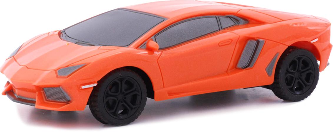 Taiko Машина спортивная на радиоуправлении цвет оранжевый 0462