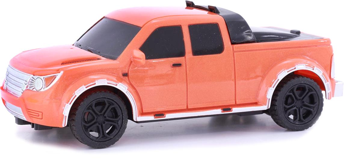 Taiko Джип на радиоуправлении цвет оранжевый 0463