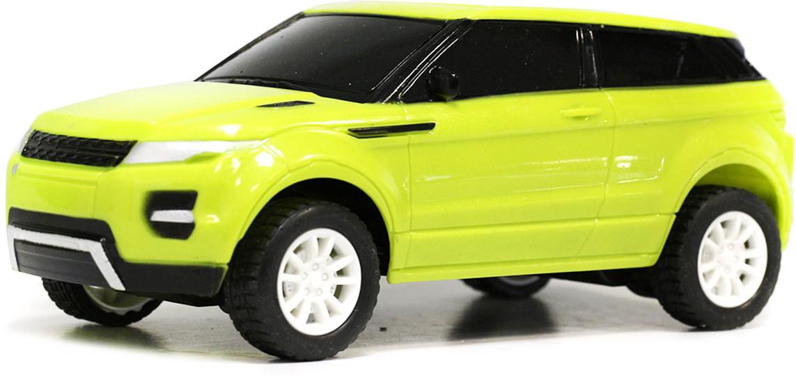 Taiko Машина легковая на радиоуправлении цвет зеленый 0465