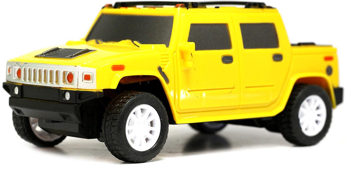 Taiko Джип на радиоуправлении цвет желтый 0466