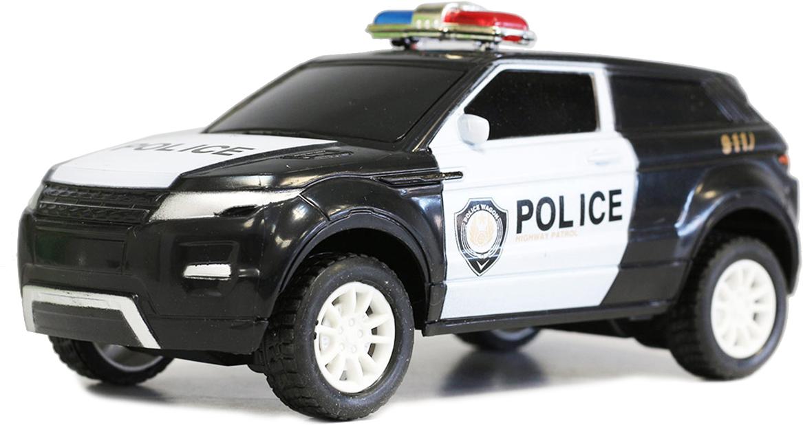 Taiko Джип Полиция на радиоуправлении цвет черный 0467
