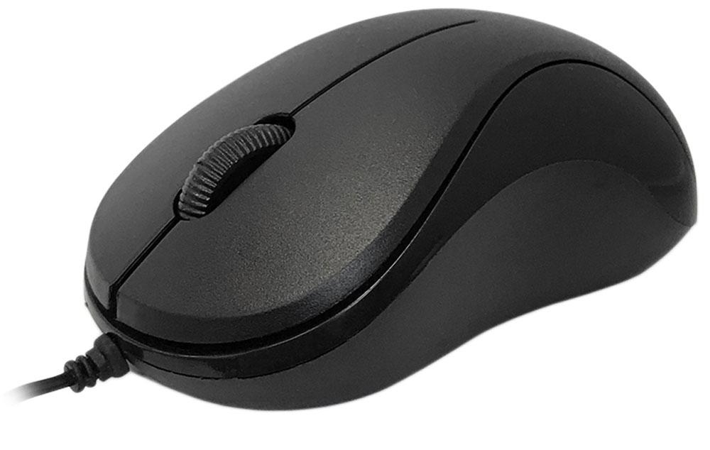 CBR CM 114, Black мышь