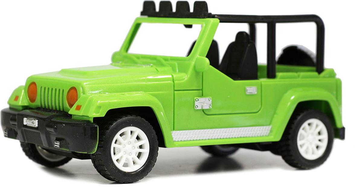 Taiko Джип на радиоуправлении цвет зеленый 0468