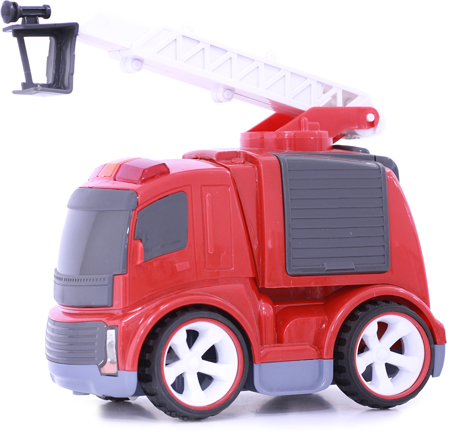 Taiko Zoom Пожарная машина на радиоуправлении с лестницей marvel avengers captain america civil iron man action figure collectible model