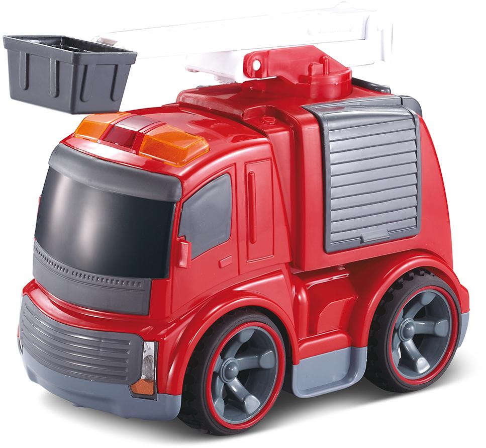 Taiko Zoom Пожарная машина на радиоуправлении с вышкой 0483 затир машина grost zmu без двигателя