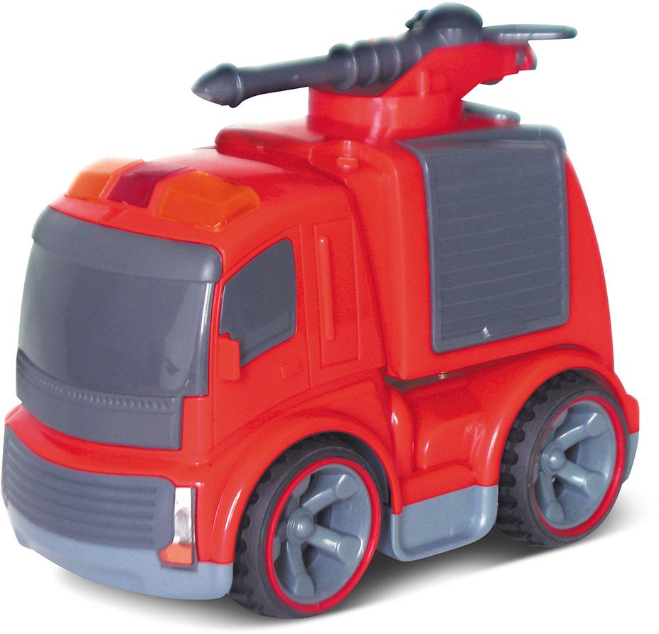 Фото - Taiko Zoom Пожарная машина на радиоуправлении с насосом 0483 taiko хаммер на радиоуправлении цвет красный