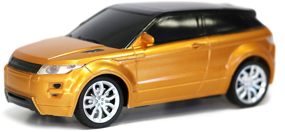 Taiko Машина легковая на радиоуправлении цвет золотой 0491