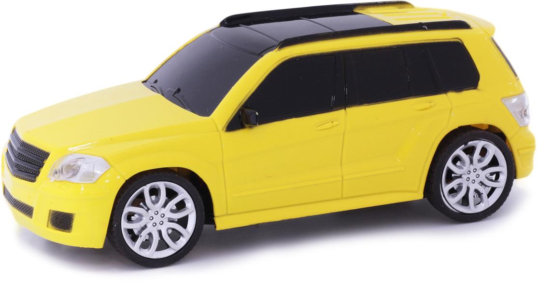 Taiko Машина легковая на радиоуправлении цвет желтый 0492