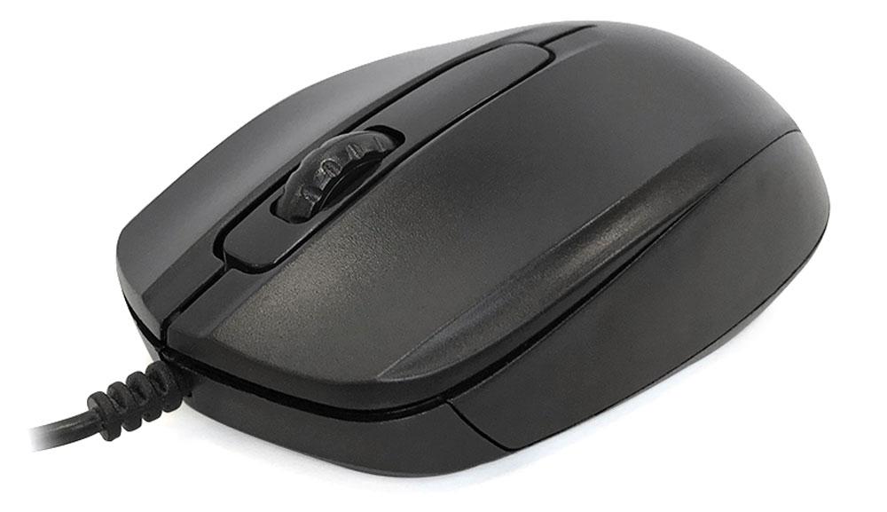 CBR CM 117, Black мышь