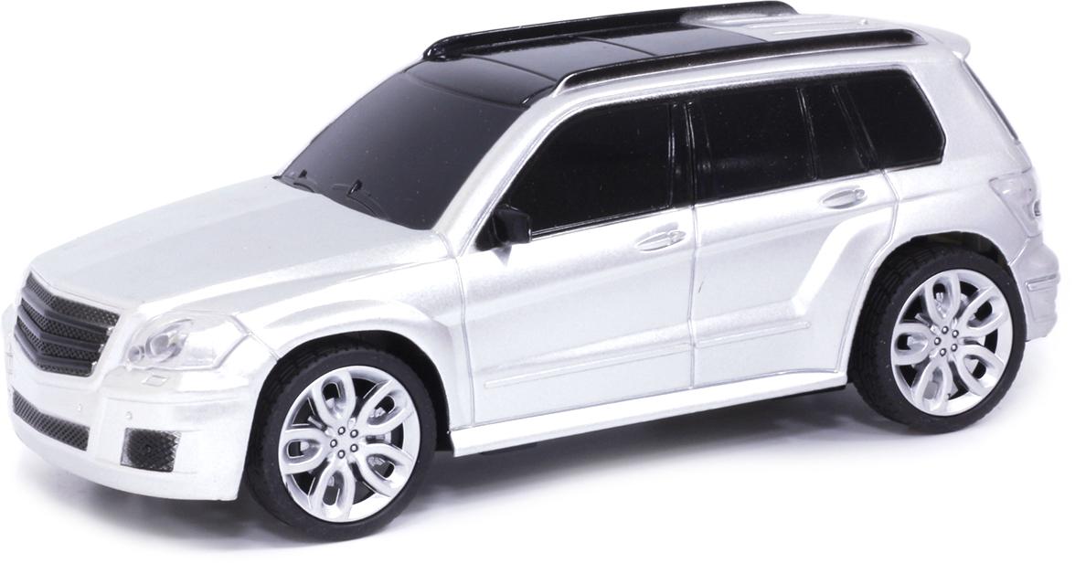 Taiko Машина легковая на радиоуправлении цвет серый металлик 0492