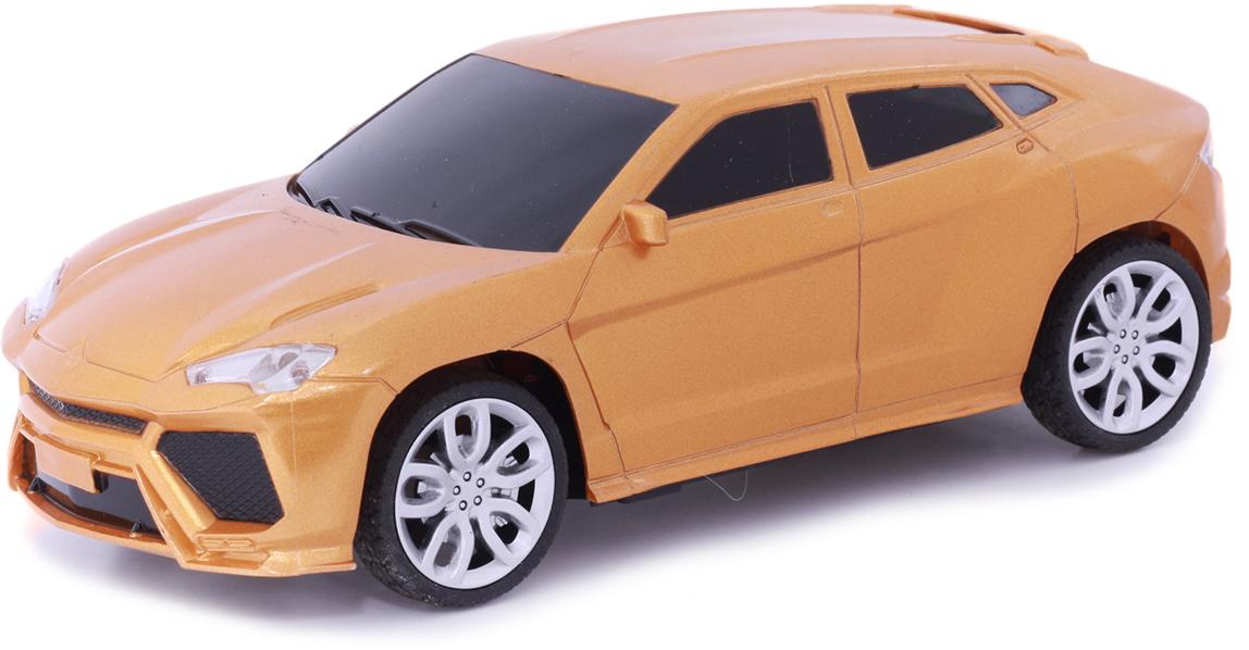 Taiko Машина легковая на радиоуправлении цвет золотой 0493