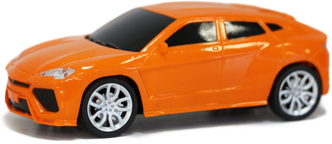 Taiko Машина легковая на радиоуправлении цвет оранжевый 0493