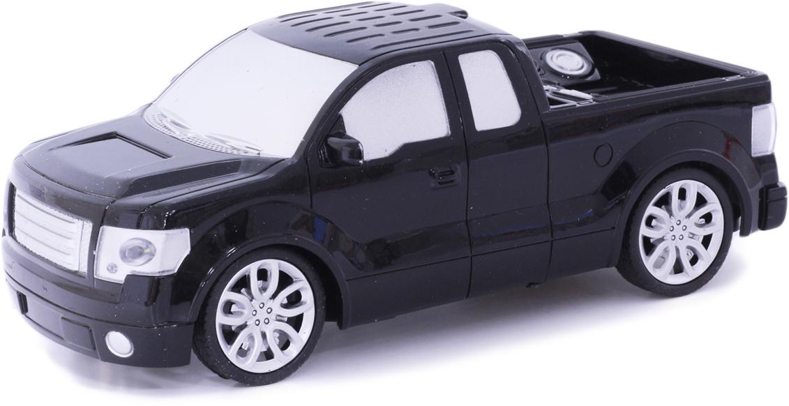 Taiko Машина легковая на радиоуправлении цвет черный 0494