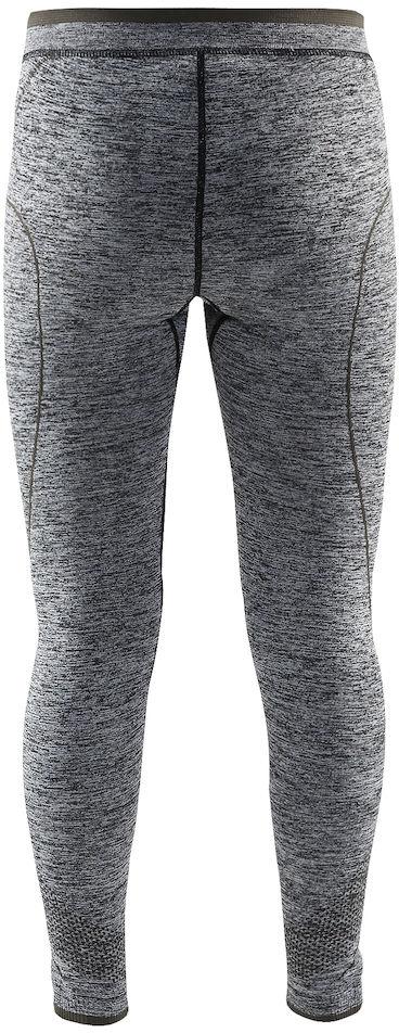 Термобелье брюки детские Craft Active Comfort, цвет:  серый меланж.  1903778/В999.  Размер 158/164
