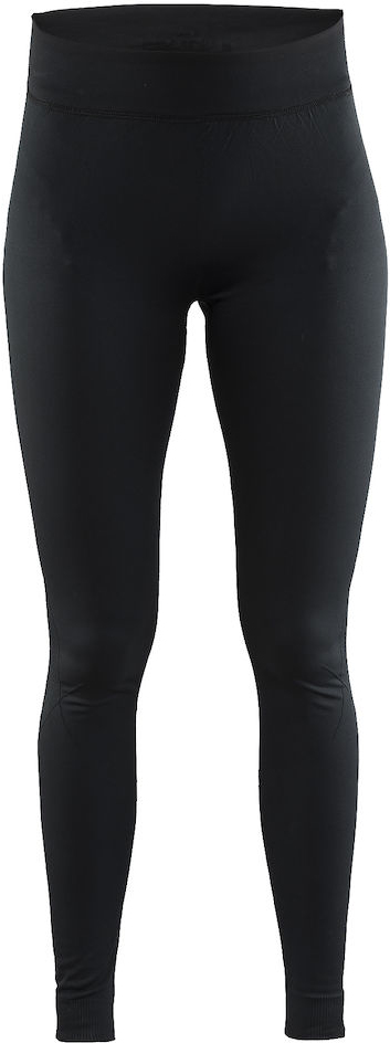 Термобелье брюки женские Craft Active Comfort, цвет: черный. 1903715/В199. Размер XL (50)1903715/В199Мягкая и эластичная, легкая, но согревающая ткань термобелья сохранит ваше тело в тепле, сухости и комфорте. Прекрасная терморегуляция. Свободный крой. Плоские швы следуют за движениями тела. Различные зоны плотности материала с учетом картографии тела. Бесшовный дизайн для оптимальный свободы движений.