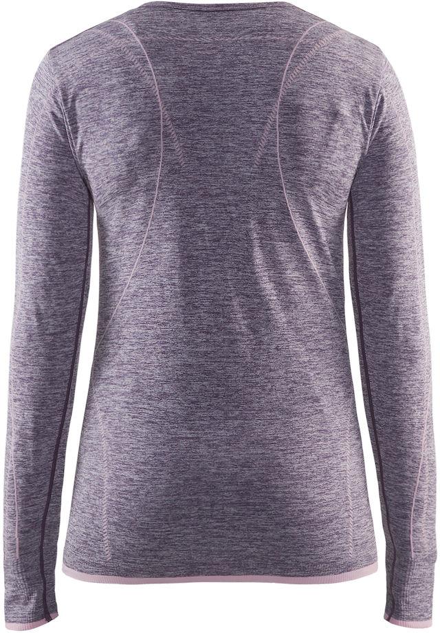 Термобелье кофта женская Craft Active Comfort, цвет:  сиреневый.  1903714/В750.  Размер XS (42)