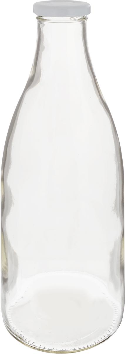 Бутылка Камышин Кофейня, с крышкой, 1 лKB127-B43A-1000/43LAСтеклянной посуде всегда найдется применение дома и на даче: банки и бутылки можно использовать для консервирования, хранения жидких и сыпучих пищевых продуктов. Толстое прочное прозрачное стекло российского производства безопасно, гигиенично и функционально. Сочные деколи выдержат многолетнюю эксплуатацию. Стекло не потемнеет и не станет тусклым.Высота бутылки: 25,5 см. Диаметр горлышка: 3,7 см. Диаметр основания: 9 см.