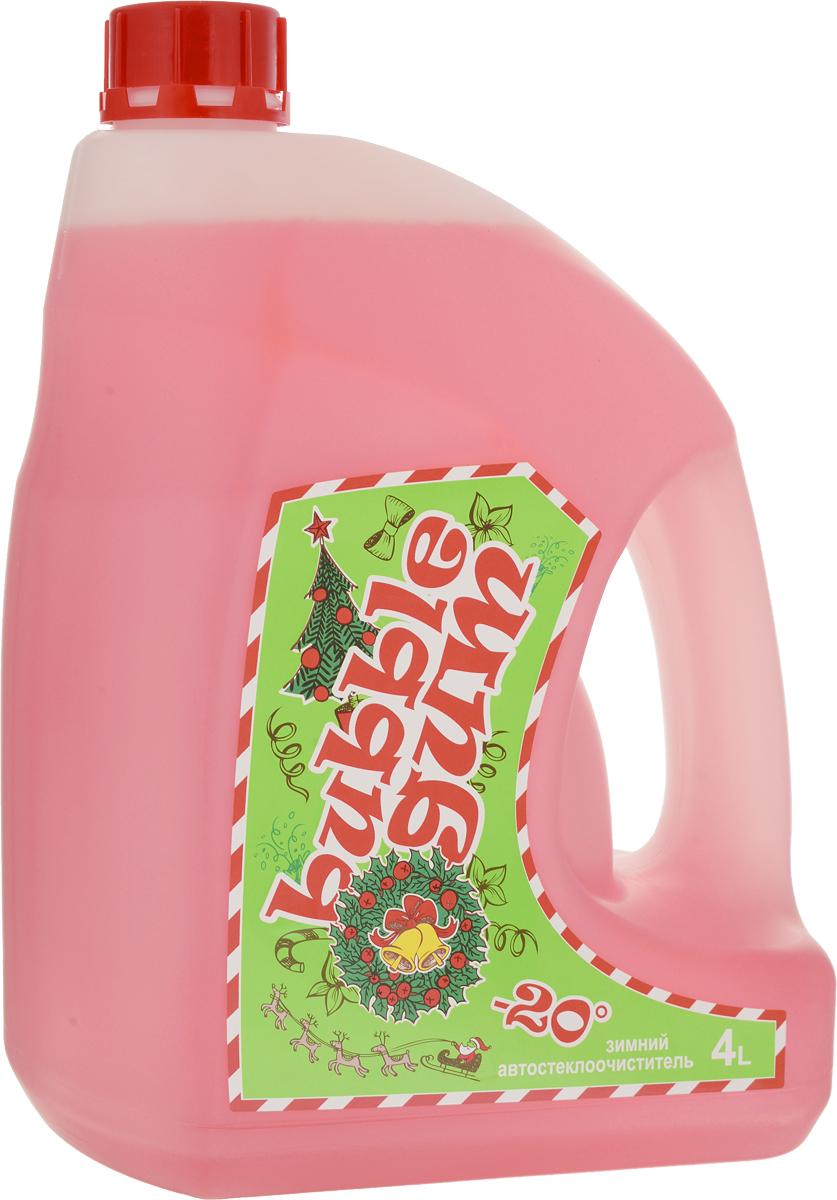 Жидкость стеклоомывателя зимняя FinTippa Bubble Gum, до -20°С, 4 лftp204bubbleУважаемые клиенты! Обращаем ваше внимание на возможные изменения в дизайне упаковки. Качественные характеристики товара остаются неизменными. Поставка осуществляется в зависимости от наличия на складе.