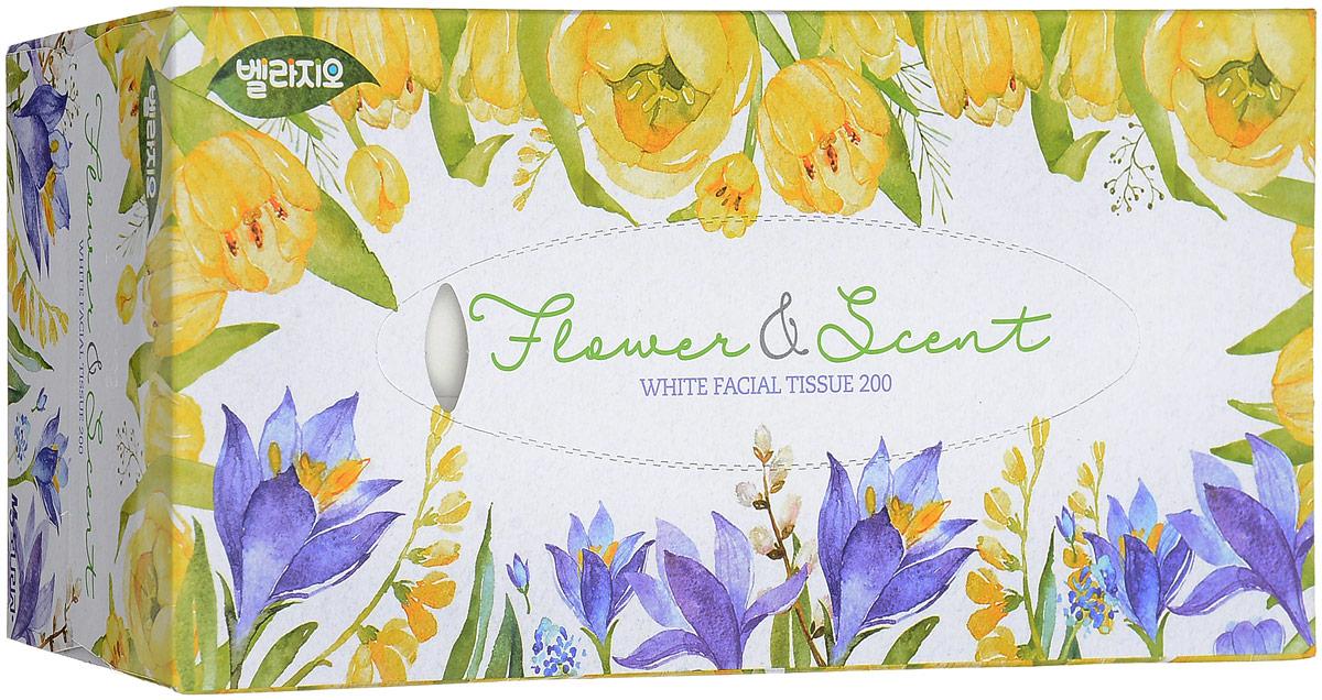 Мягкие бумажные салфетки Bellagio нежно очищают кожу, удобны в использовании и незаменимы для ежедневного применения.