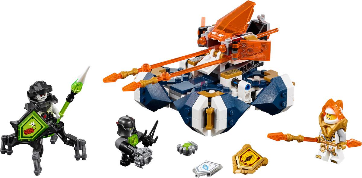 LEGO NEXO KNIGHTSКонструктор Летающая турнирная машина Ланса 72001