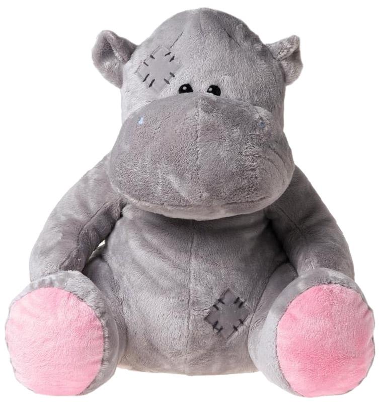 Me to You Мягкая игрушка Бегемот 23 см футболка для беременных printio мишка me to you