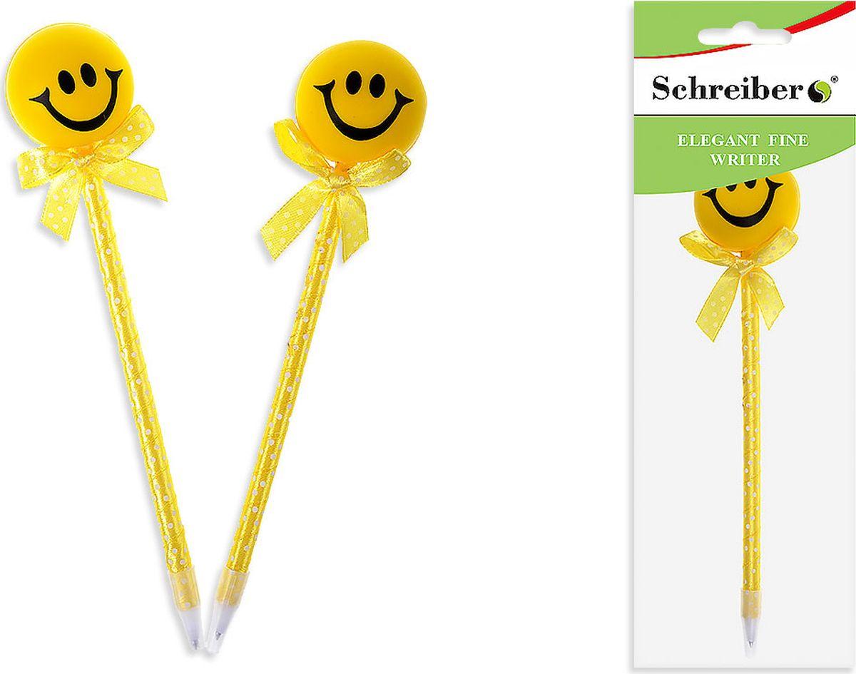 Schreiber Ручка шариковая Смайл-антистресс
