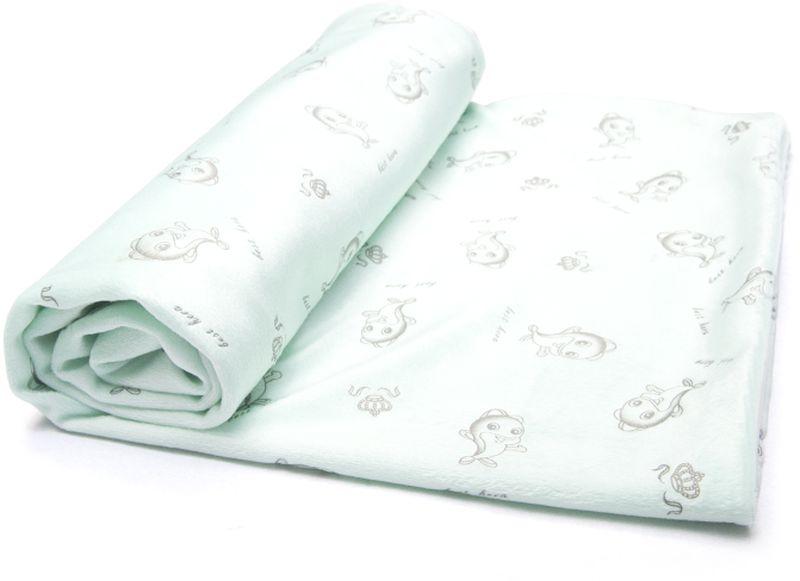 """Плед для новорожденных """"Капелька"""" прекрасно подойдет в качестве покрывала в детскую кроватку или коляску. Мягкий и приятный на ощупь материал не только подарит малышу приятные ощущения, но и согреет в прохладные дни. Красочный принт прибавит хорошего настроения, а простота в уходе за изделием обрадуют каждую маму. Плед для новорожденных """"Сонный гномик"""" хорошо переносит машинную стирку, быстро сохнет и не теряет форму."""
