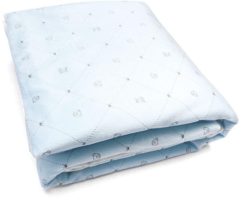 Сонный гномик Плед для новорожденных Кроха Minky цвет голубой 90 см х 90 см575/1Плед для новорожденных Кроха прекрасно подойдет в качестве покрывала в детскую кроватку или коляску. Мягкий и приятный на ощупь материал не только подарит малышу приятные ощущения, но и согреет в прохладные дни. Красочный принт прибавит хорошего настроения, а простота в уходе за изделием обрадуют каждую маму. Плед для новорожденных Сонный гномик хорошо переносит машинную стирку, быстро сохнет и не теряет форму.