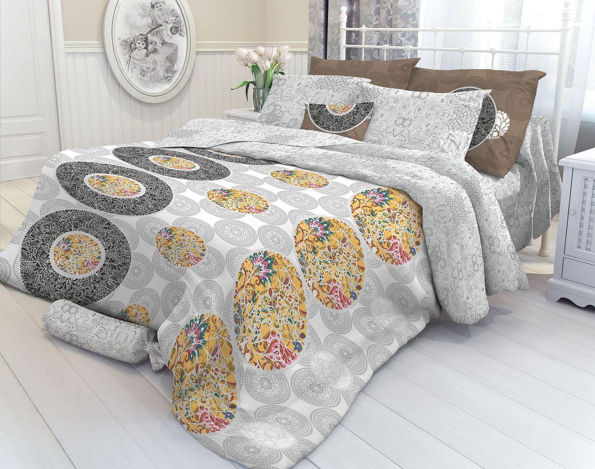 Комплект белья Verossa Vizantia, 2-спальный, наволочки 70х70. 718687718687