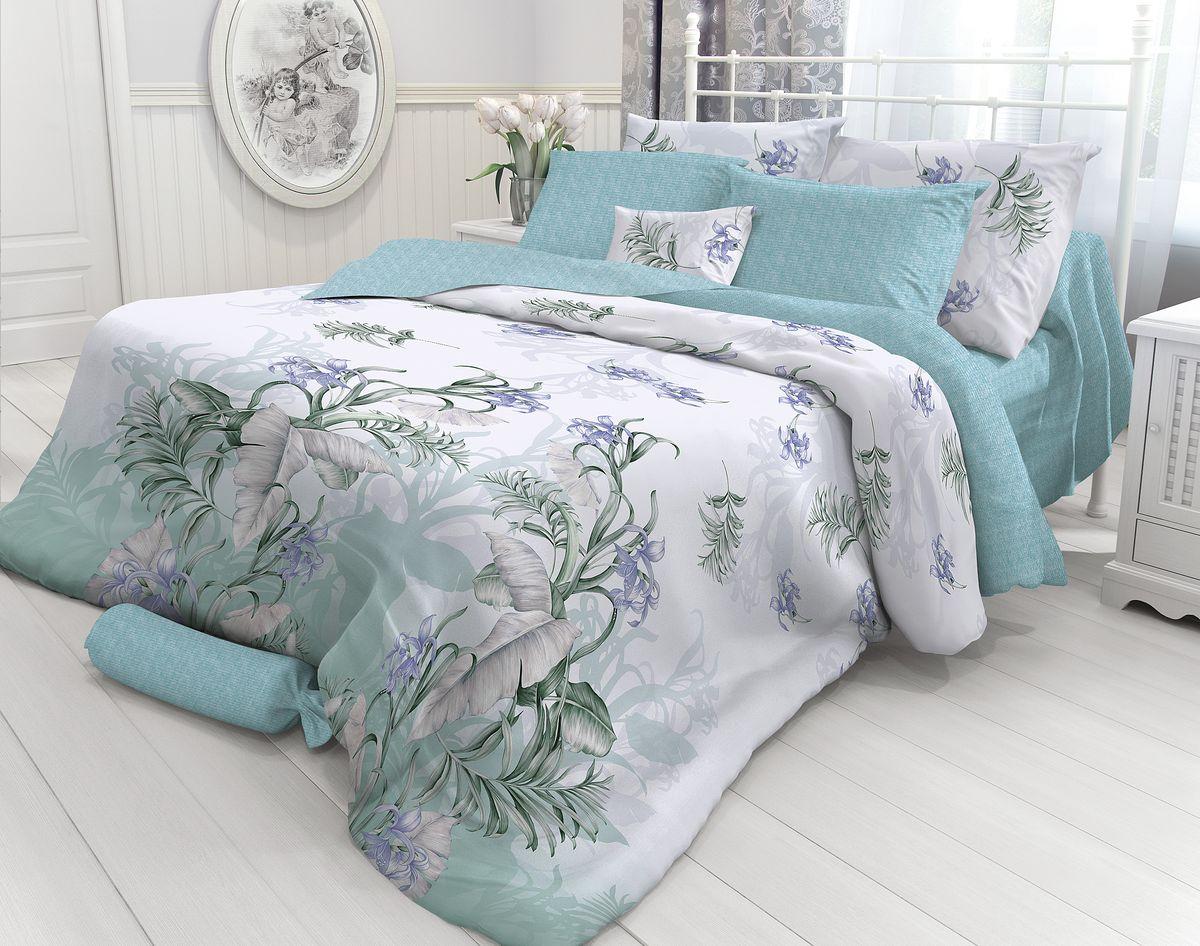 Комплект белья Verossa Branch, 2-спальный, наволочки 70х70. 718699718699