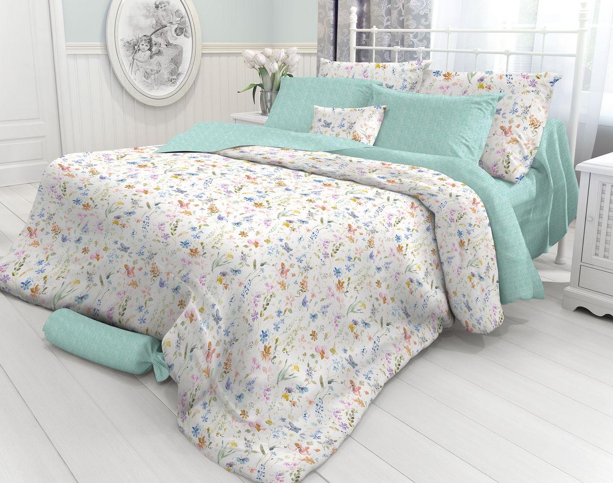 Комплект белья Verossa Wildflowers, 1,5-спальный, наволочки 50х70. 718716718716