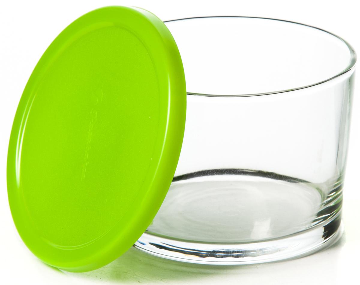 Банка для сыпучих продуктов Pasabahce Basic, с крышкой, цвет: зеленый, прозрачный, 220 мл42230SLBGRБанка Pasabahce выполнена из прочного натрий-кальций-силикатногостекла. Банка оснащена пластиковой плотно прилегающей крышкой. В такой банкеудобно хранить крупы, специи, орехи и многое другое.Функциональная и практичная, такая банка станет незаменимым аксессуаром навашей кухне.