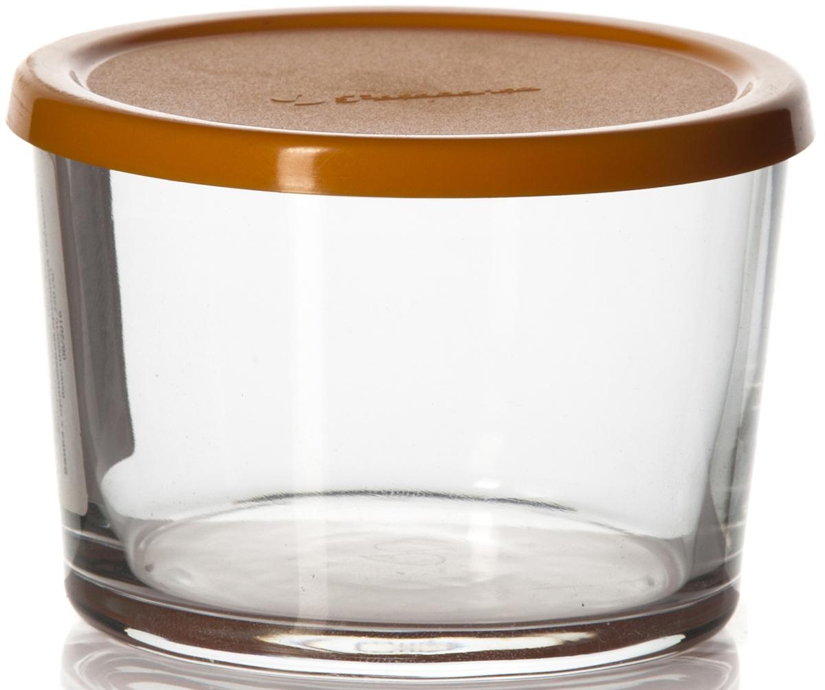 Банка для сыпучих продуктов Pasabahce Basic, с крышкой, цвет: оранжевый, прозрачный, 220 мл42230SLBORБанка Pasabahce выполнена из прочного натрий-кальций-силикатногостекла. Банка оснащена пластиковой плотно прилегающей крышкой. В такой банкеудобно хранить крупы, специи, орехи и многое другое.Функциональная и практичная, такая банка станет незаменимым аксессуаром навашей кухне.