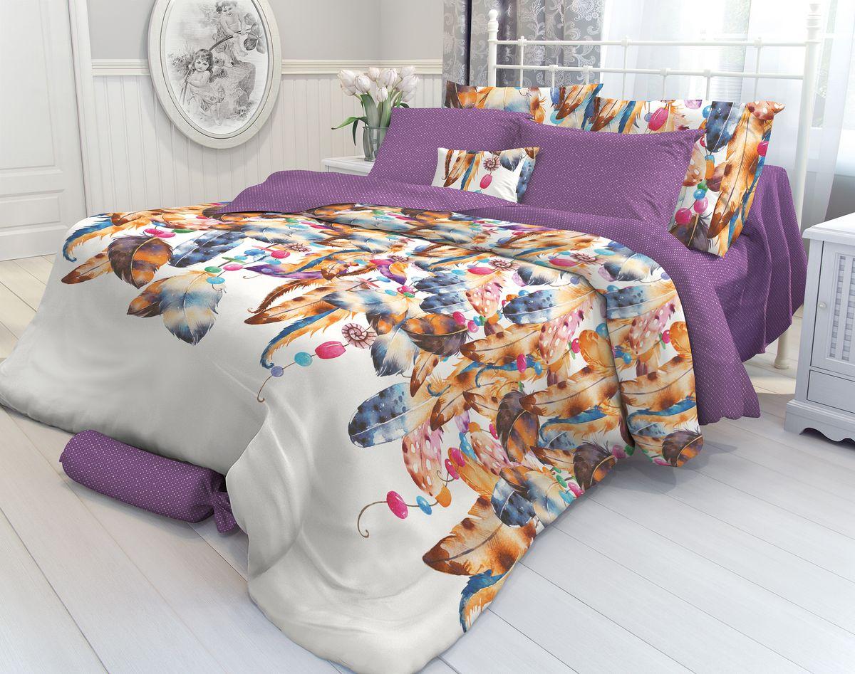Комплект белья Verossa Indigo, 2-спальный, наволочки 50х70. 707012707012